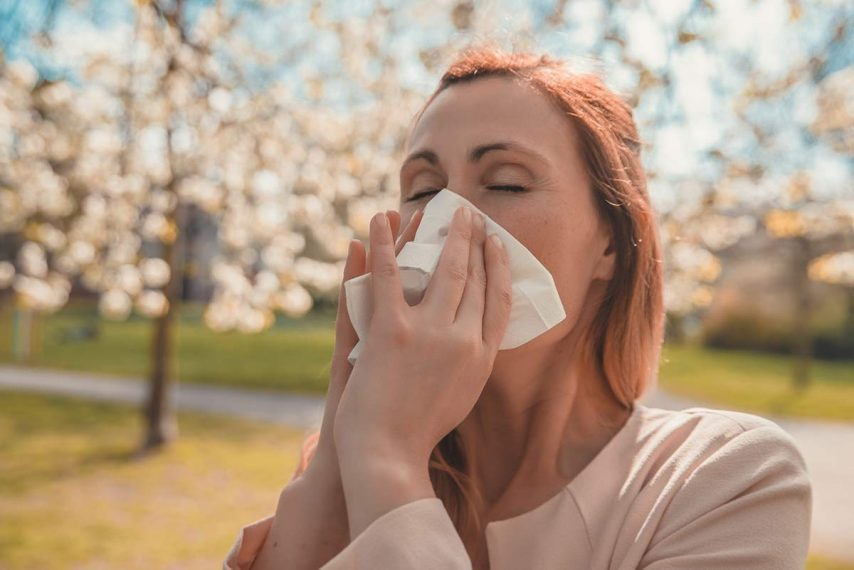 Bien-être   Allergies